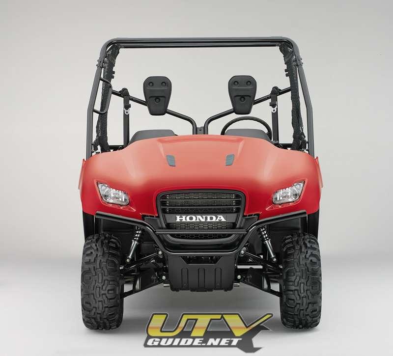 Honda Big Red Muv Utv Guide