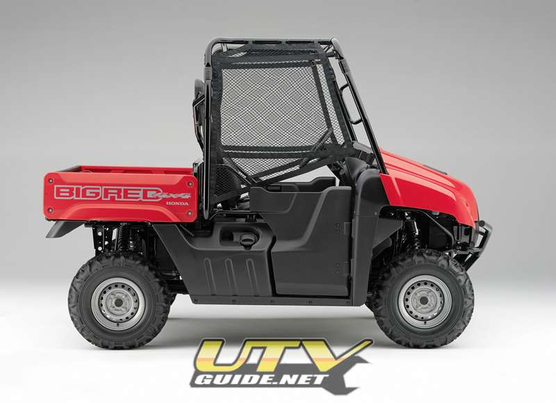 Honda Big Red Muv Utv Guide