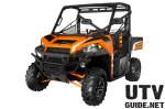 2013 Polaris RANGER XP 900 Orange Madness LE