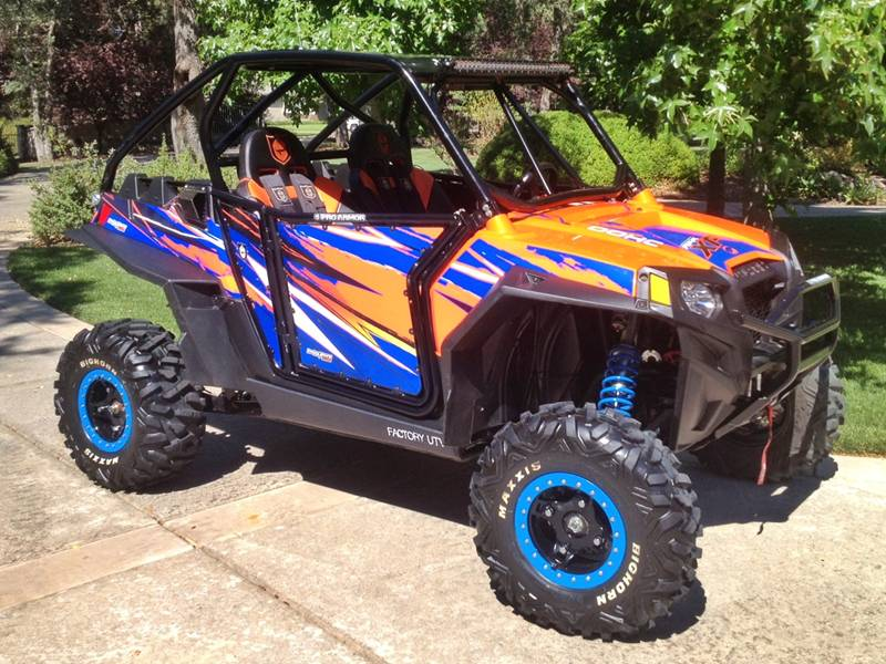 2013 Polaris RZR XP 900 LE