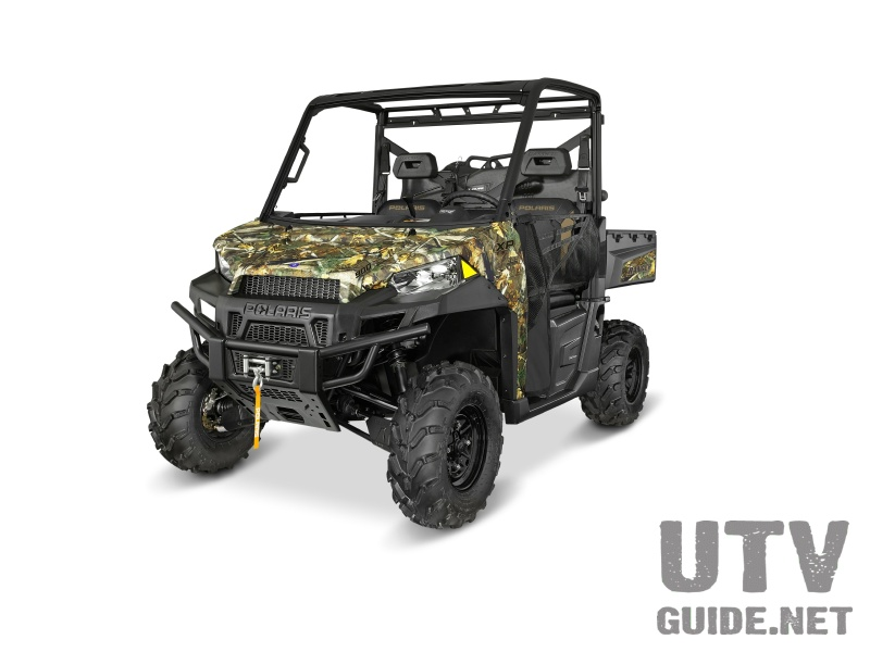 2015 Polaris RANGER XP 900 in Polaris Pursuit� Camo