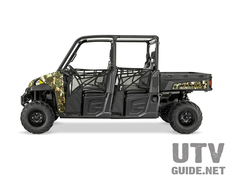 2015 Polaris RANGER XP 900 Crew in Polaris Pursuit� Camo
