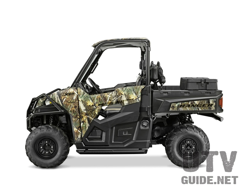 RANGER XP 900 EPS Hunter Deluxe Edition in Polaris Pursuit� Camo