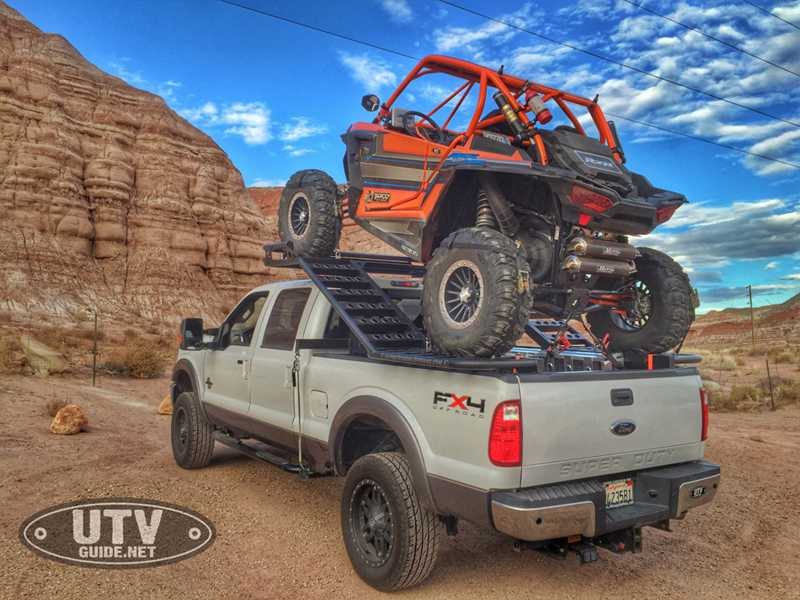 Alpine Designs UTV Truck Rack