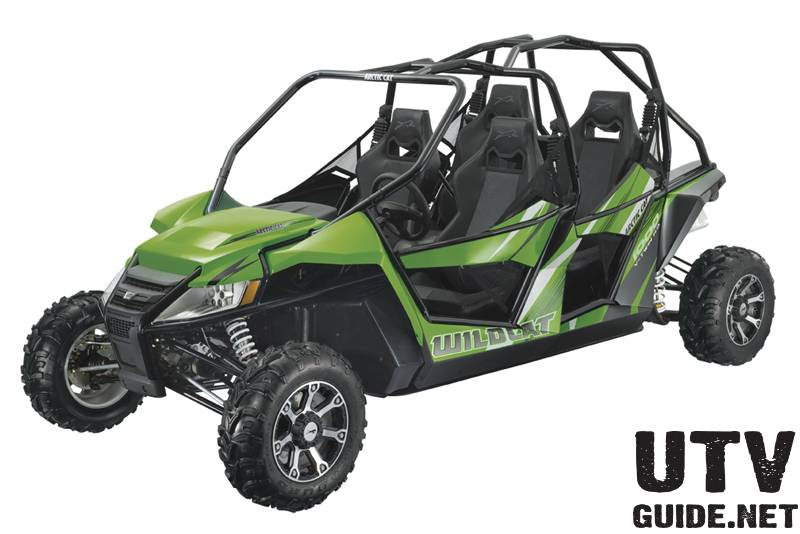 Arctic Cat Wildcat 4 1000