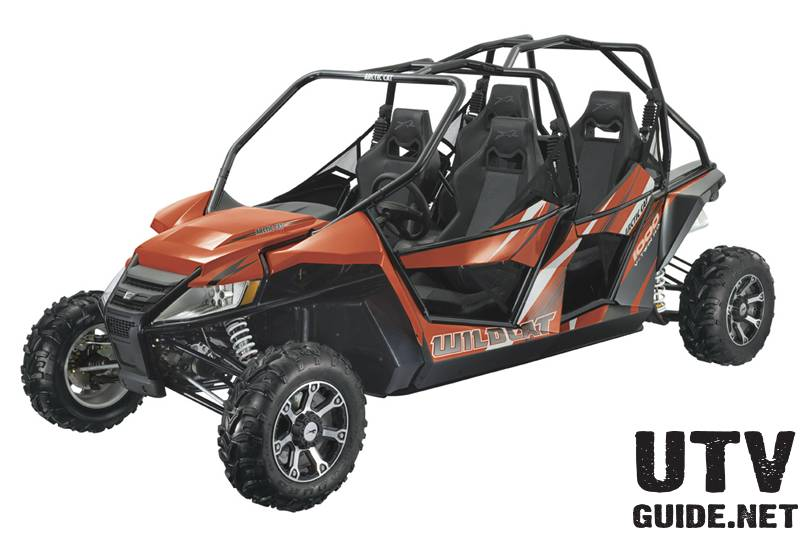Arctic Cat Wildcat 4 seat