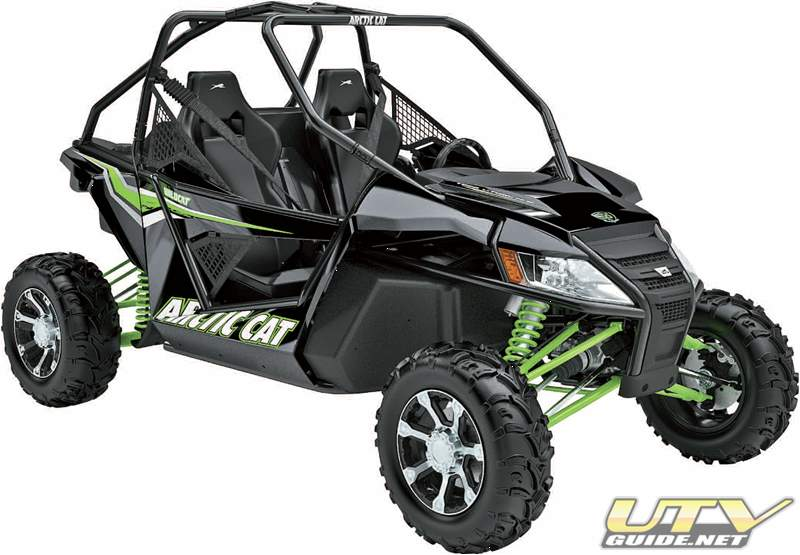 Arctic Cat Wildcat V-Twin 1000 H.O.