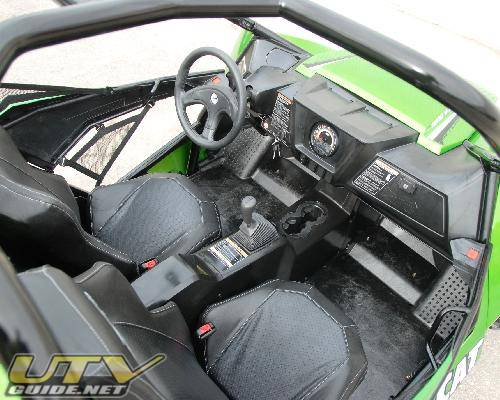 Arctic Cat Wildcat 1000 Interior