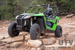 "Arctic Cat Wildcat Trail - 50"" Trail Legal UTV"