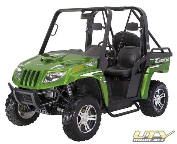 Arctic Cat Side By Side Baja Edition