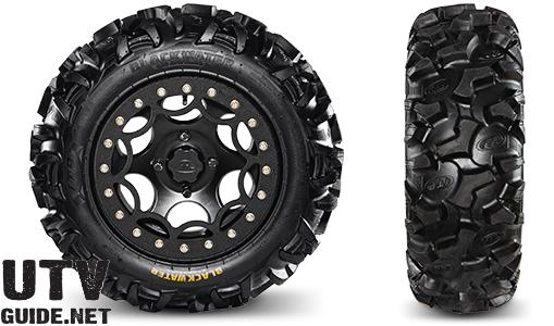 ITP Blackwater Evolution Tires & Aluminum Beadlock Wheels