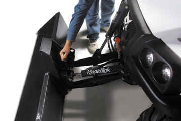 Bobcat  RapidLink Attachment