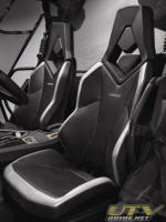 Removable Limited seats - Can-Am Commander 1000 LE