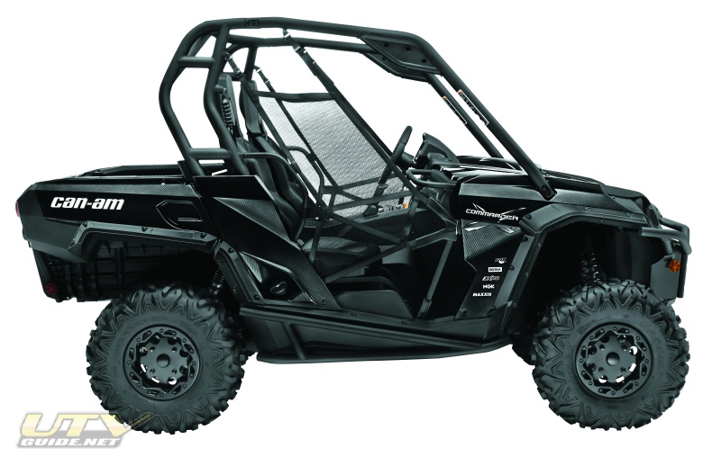 Can Am Commander 1000 X Utv Guide