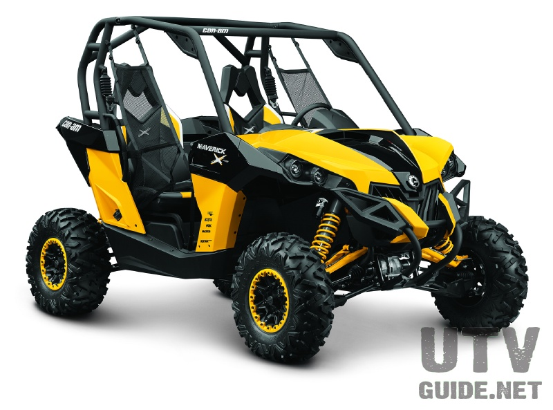 2013 Can-Am Maverick 1000R X-RS