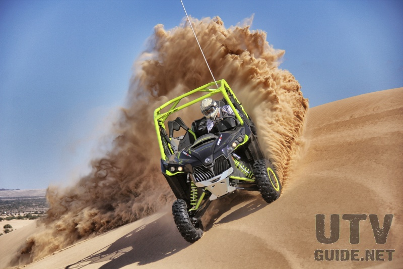 Can-Am Maverick  Turbo Review