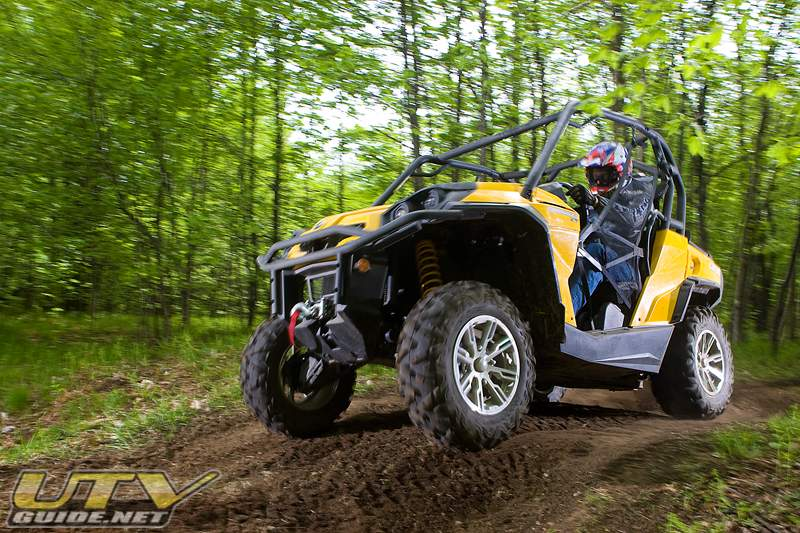 Can-Am Commander 1000XT