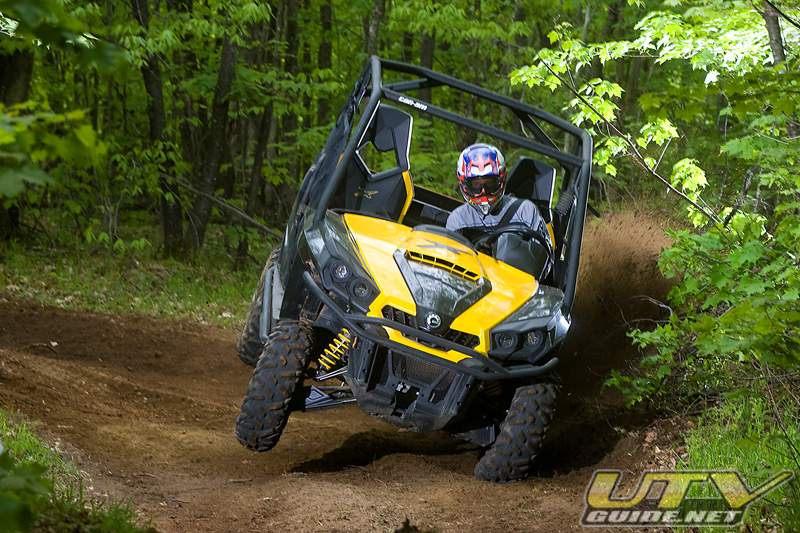Can Am Commander For Sale >> Can-Am Commander 1000 X - UTV Guide