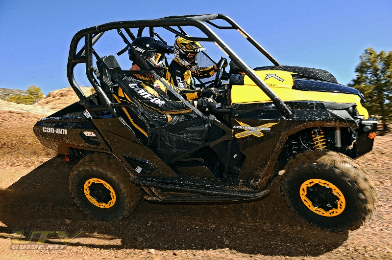 Can-Am Commander 1000X