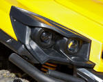 Can-Am Commander 240-watt lighting system