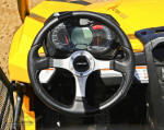 Can-Am Commander 1000XT Leather Steering Wheel