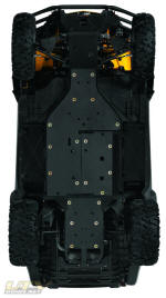 Can-Am Commander 800XT Skid Plate