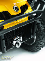 Can-Am Commander 800XT Winch
