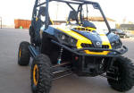 FST Can-Am Commander Long Travel