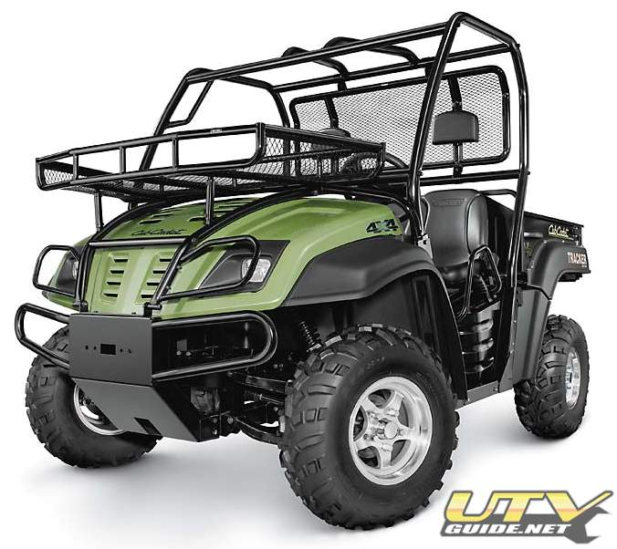 Cub Cadet Volunteer UTV