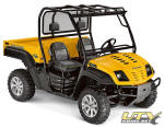 Cub Cadet Volunteer Utility Vehicle
