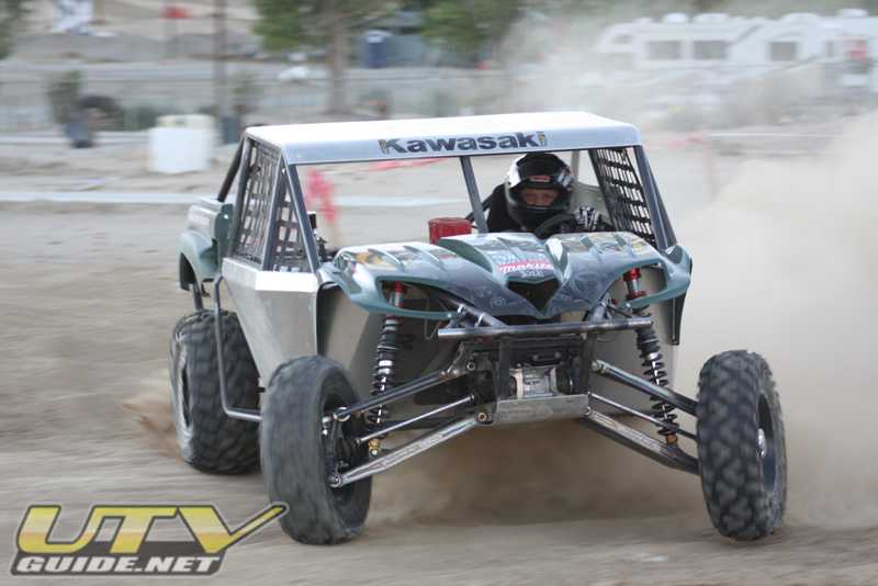 Larry Roessler - Dragon Fire Racing Teryx Chassis