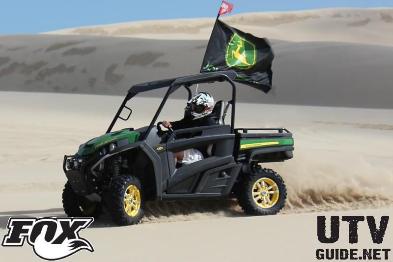Blacked Out Rzr >> John Deere Gator Rsx850i Review Utv Guide | Autos Post