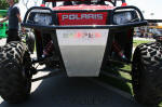 Polaris RZR Bumper and Long travel
