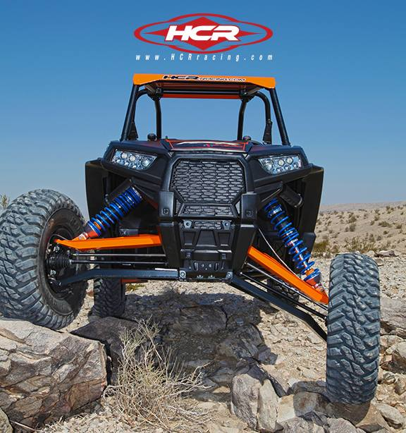 Polaris RZR XP 1000 Long Travel Suspension
