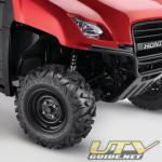 2011 Honda Big Red MUV