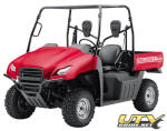 2009 Honda Big Red MUV