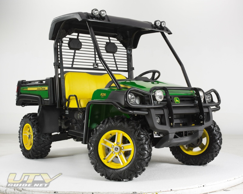 john deere gator 825i utv guide. Black Bedroom Furniture Sets. Home Design Ideas