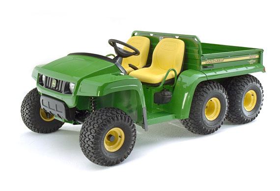 John Deere Gator Prices >> John Deere Gator at Superbowl XLII - UTV Guide