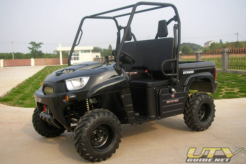 Kandi Tecnologies - KD-800GKD Side x Side Vehicle