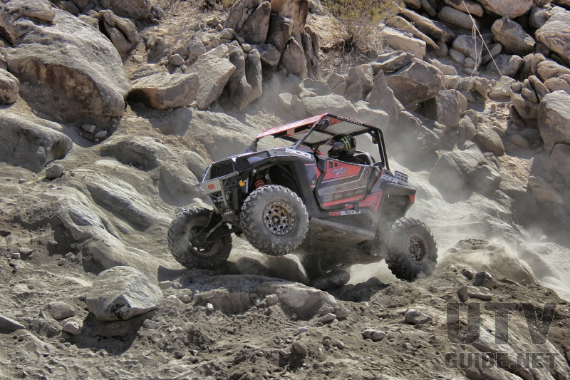 Chocolate Thunder - King of the Hammers