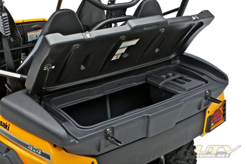 Kawasaki Teryx4 Cargo Box