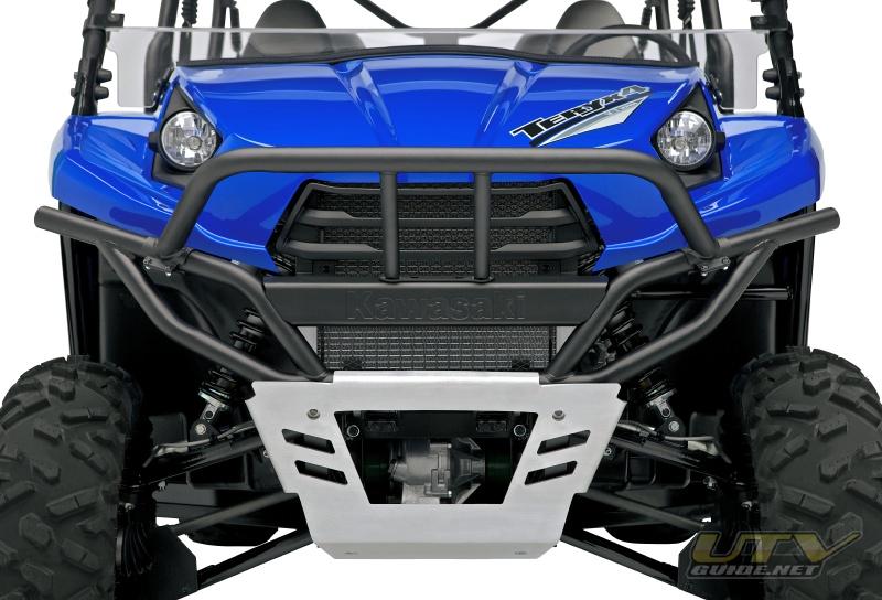 Kawasaki Teryx4 - Front Bumper Cover and Brush Guard