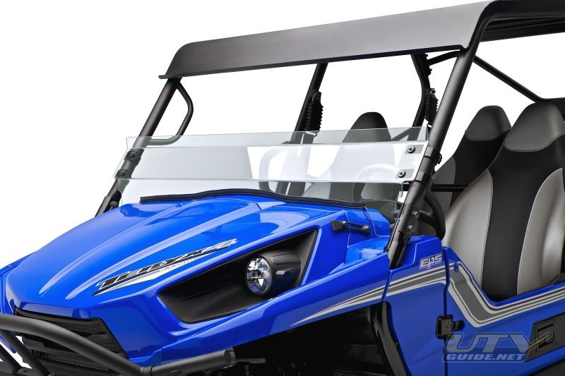Kawasaki Teryx4 Half Windshield