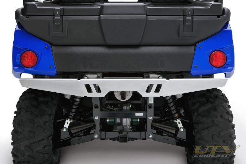 Kawasaki Teryx4 - Rear Bumper