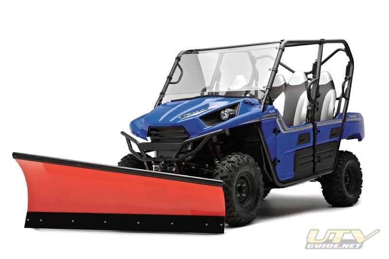 Kawasaki Teryx4 Snow Plow