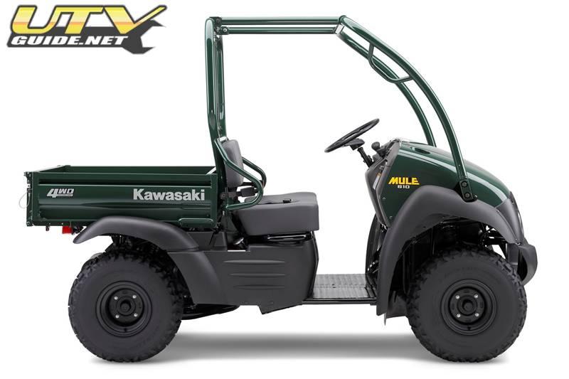 Kawasaki Mule Electric Fuel Gauge
