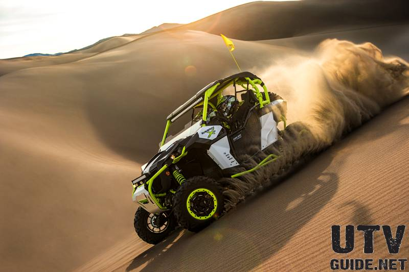 Can-Am Maverick 1000R X-ds Turbo