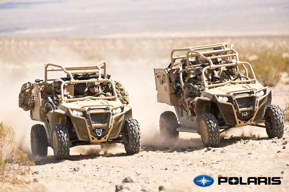 Polaris MRZR2 and Polaris MRZR4