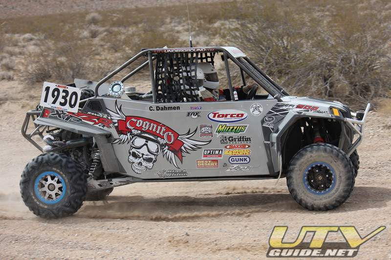 #1930 Sean Cook - Polaris RZR XP 4