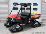 Kawasaki Mule on tracks - Westmore Fire & Rescue